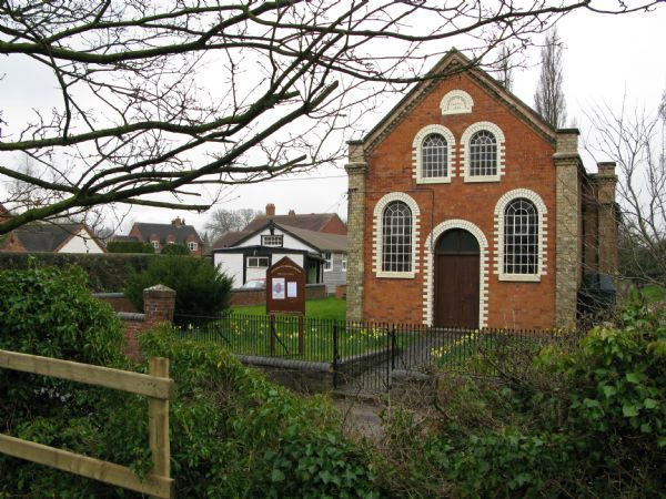 The  Old Methodist Chapel